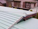 外壁・屋根リフォーム古い屋根の見栄えをよくして雨音も軽減